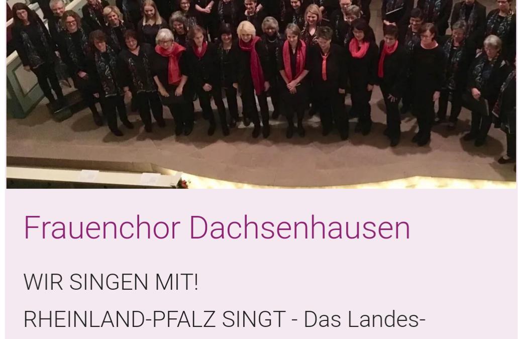 Landeschorfest Mainz