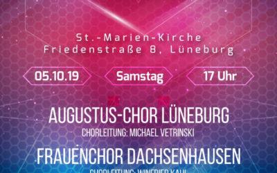 Chorausflug nach Lüneburg